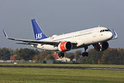 SE-DOY - SAS - Scandinavian Airlines Airbus A320 NEO aircraft