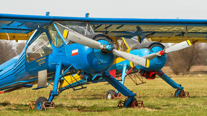 SP-EBI - Aeroklub Wroclawski PZL 104 Wilga 35A