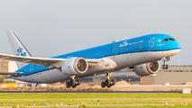 PH-BHG - KLM Boeing 787-9 Dreamliner aircraft