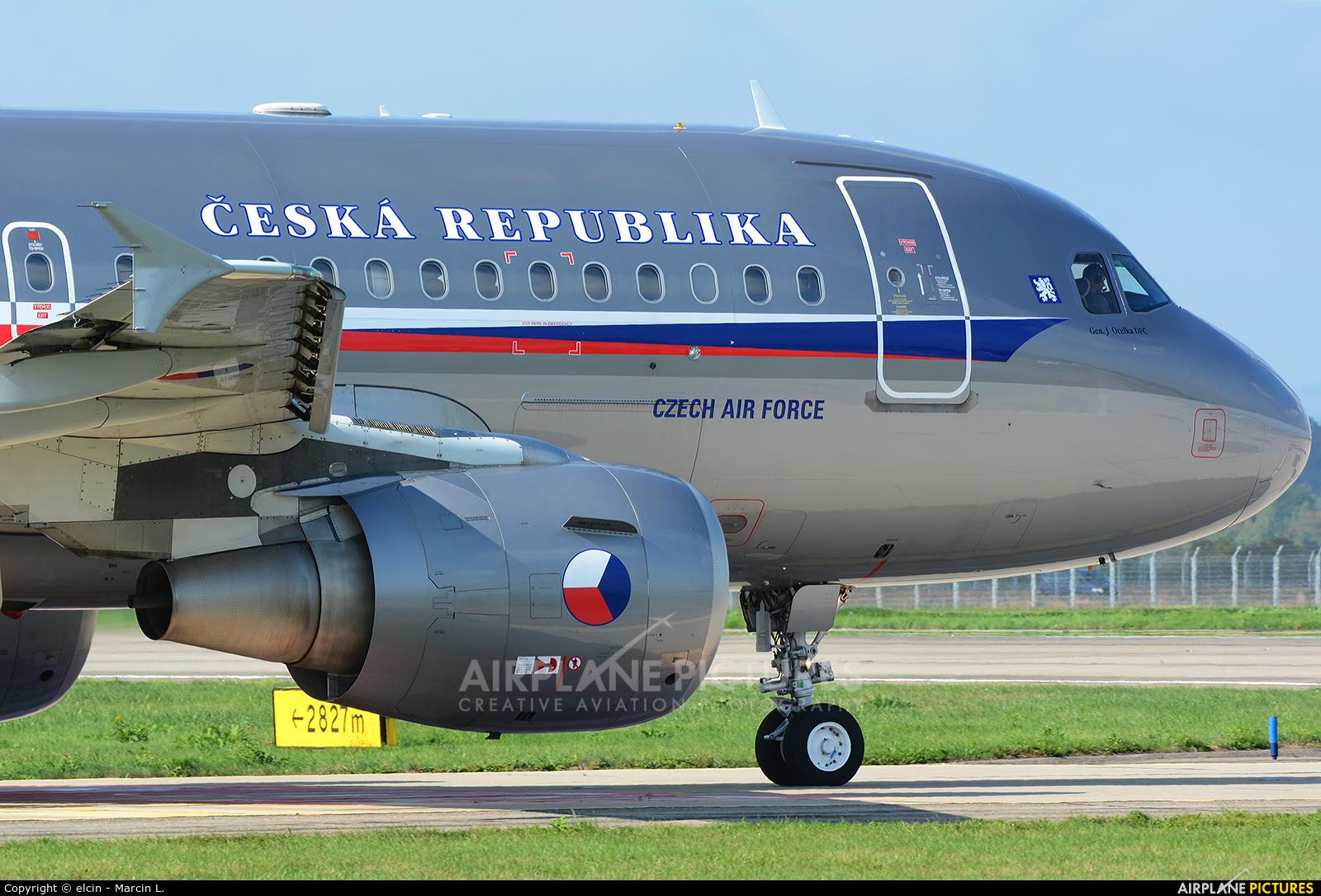 Czech - Air Force 3085 aircraft at Ostrava Mošnov