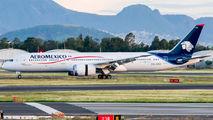 XA-ADG - Aeromexico Boeing 787-9 Dreamliner aircraft