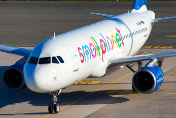 D-ASPK - Small Planet Airlines Airbus A320