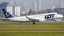 SP-LIA - LOT - Polish Airlines Embraer ERJ-175 (170-200) aircraft