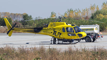 OO-WGW - Heli & Co Eurocopter AS350B3