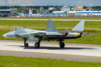 052 - Sukhoi Design Bureau Sukhoi T-50