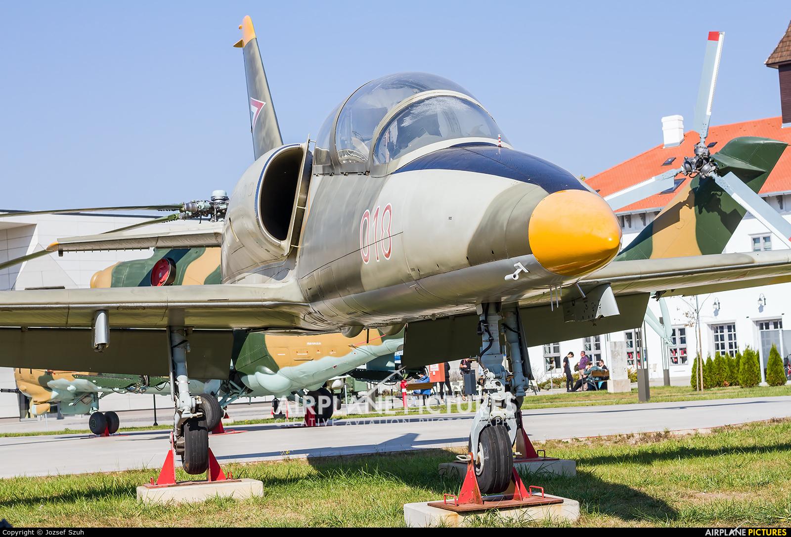Hungary - Air Force 018 aircraft at Off Airport - Hungary