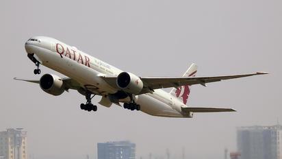 A7-BAI - Qatar Airways Boeing 777-300ER