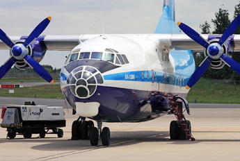 UR-DWF - Ukraine Air Alliance Antonov An-12 (all models)