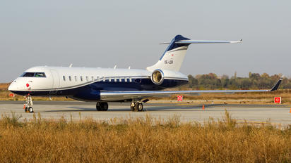 OE-LDR - Avcon Jet Bombardier BD-700 Global 6000
