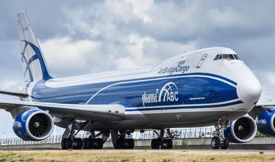VP-BBP - Air Bridge Cargo Boeing 747-8F