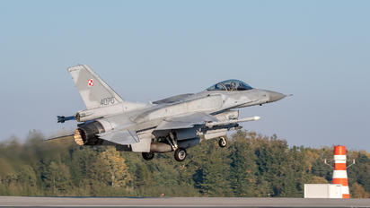 4070 - Poland - Air Force Lockheed Martin F-16C Jastrząb