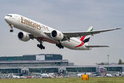 A6-EPT - Emirates Airlines Boeing 777-300ER aircraft