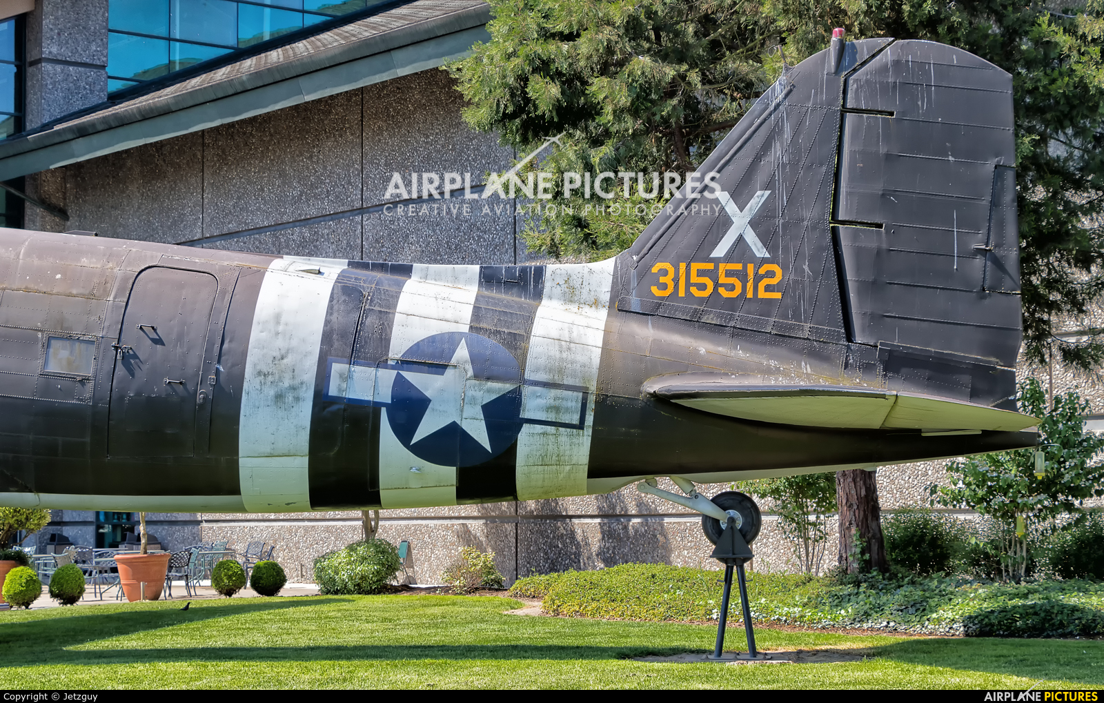 USA - Air Force 315512 aircraft at McMinnville - Evergreen Aviation & Space Museum