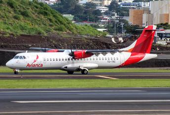 GT-TRC - Avianca ATR 72 (all models)