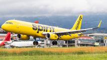 N668NK - Spirit Airlines Airbus A321 aircraft