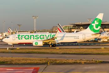F-HTVD - Transavia France Boeing 737-8K2