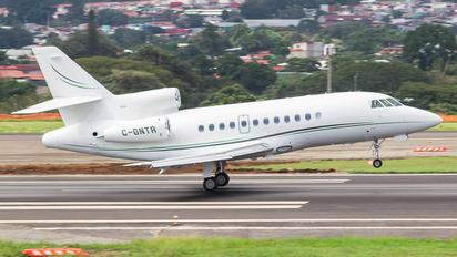C-GNTR - Private Dassault Falcon 900 series