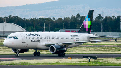 N512VL - Volaris Airbus A320