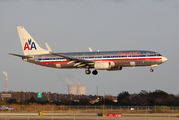 N926AN - American Airlines Boeing 737-800 aircraft