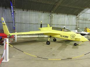 LV-X380 - Private Rutan VaryEze