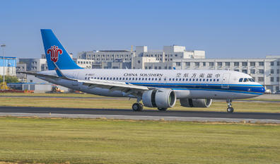 B-8637 - China Southern Airlines Airbus A320 NEO