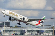 A6-EBG - Emirates Airlines Boeing 777-300ER aircraft
