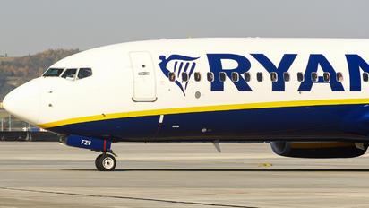 EI-FZV - Ryanair Boeing 737-800