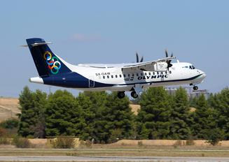 SX-OAW - Olympic Airlines ATR 42 (all models)