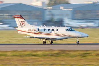 UR-USA - Business Jet Travel Raytheon 390 Premier