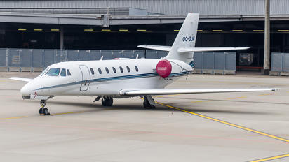 OO-GLM - Private Cessna 680 Sovereign