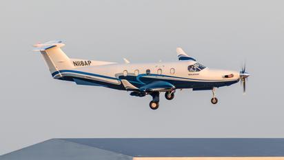 N118AP - Private Pilatus PC-12