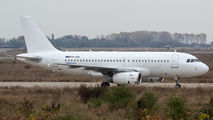 Just Us Air Airbus A319 visited Craiova title=