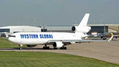 N581JN - Western Global Airlines McDonnell Douglas MD-11F