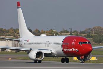 EI-FJH - Norwegian Air International Boeing 737-800