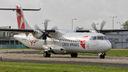 #6 CSA - Czech Airlines ATR 72 (all models) OK-MFT taken by Piotr Gryzowski