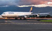 D-AIGM - Lufthansa Airbus A340-300 aircraft