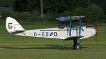 G-EBWD - The Shuttleworth Collection de Havilland DH. 60 Moth aircraft