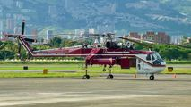 N722HT - Helicopter Transport Services Sikorsky CH-54 Tarhe/ Skycrane aircraft