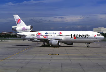 JA8547 - JALways McDonnell Douglas DC-10-40