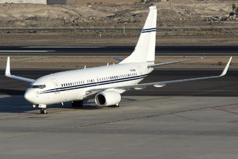 PR-BBS - Private Boeing 737-700 BBJ