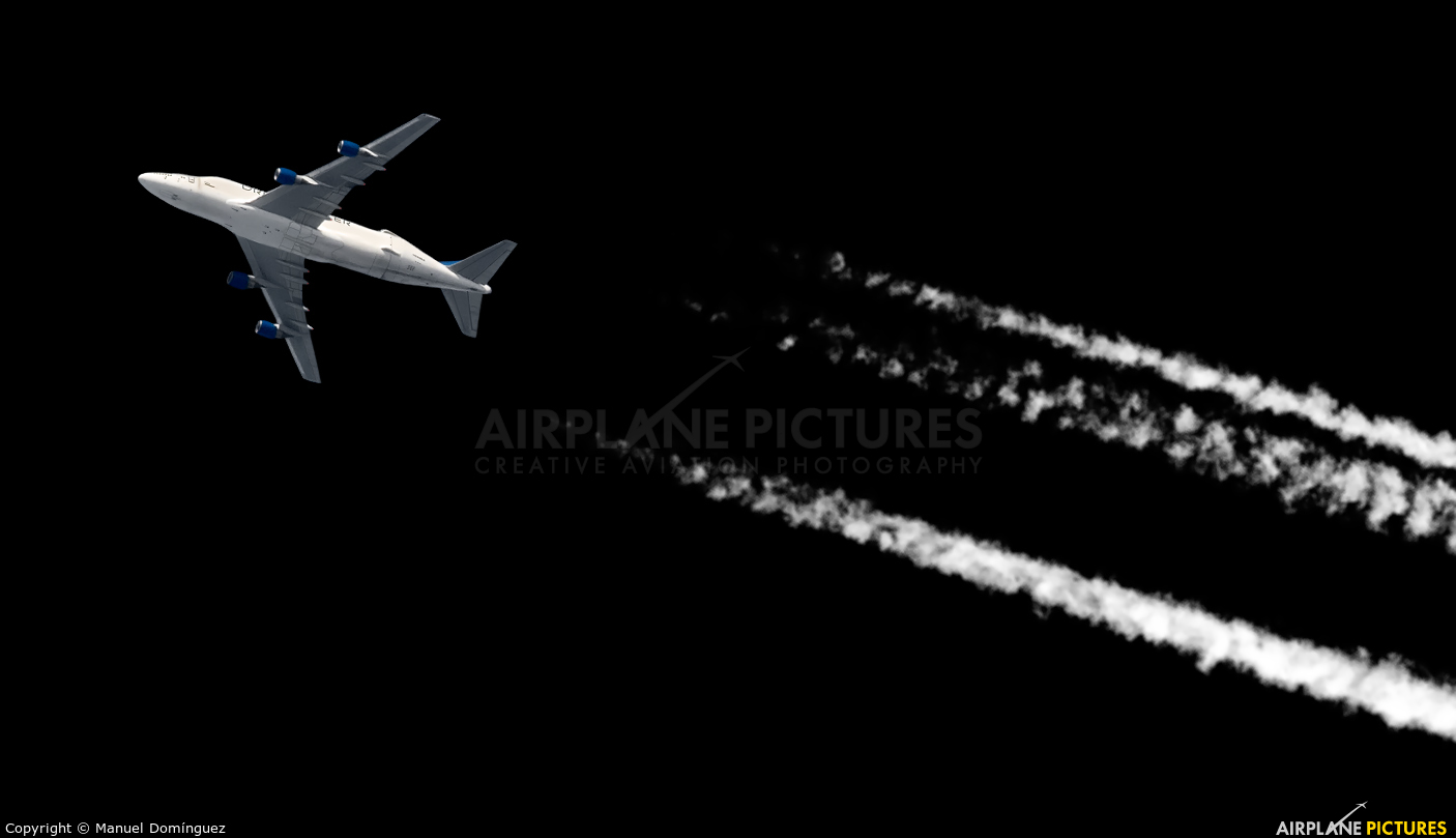 Boeing Company N249BA aircraft at In Flight - Spain