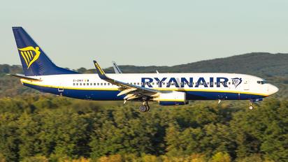 EI-DWV - Ryanair Boeing 737-800