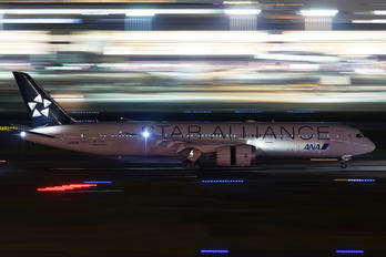 JA899A - ANA - All Nippon Airways Boeing 787-9 Dreamliner
