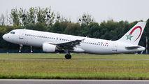 TS-INC - Nouvelair Airbus A320 aircraft