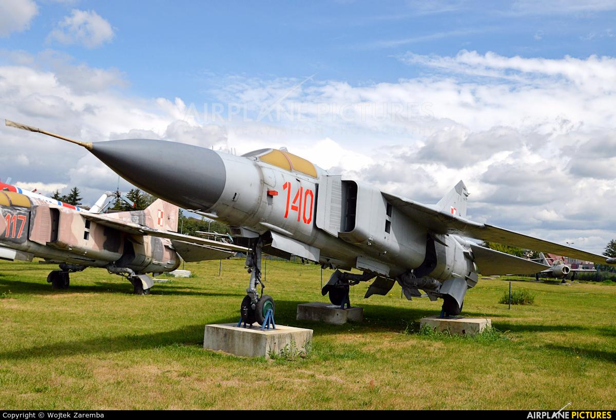 Poland - Air Force 140 aircraft at Dęblin - Museum of Polish Air Force