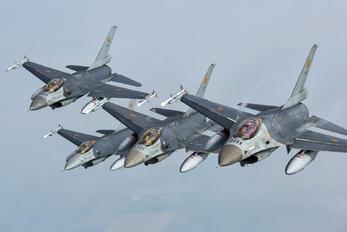 - - Belgium - Air Force General Dynamics F-16AM Fighting Falcon