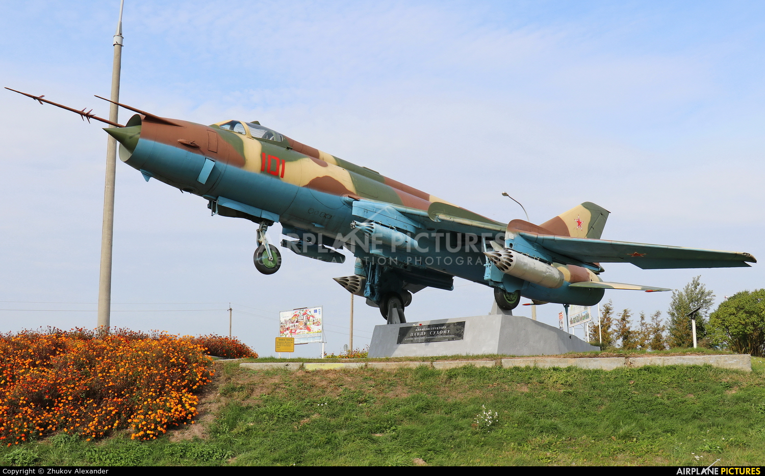 Belarus - Air Force 101 aircraft at Off Airport - Belarus