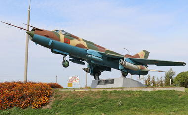 101 - Belarus - Air Force Sukhoi Su-17M3