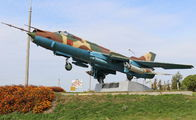 101 - Belarus - Air Force Sukhoi Su-17M3 aircraft