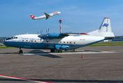 UR-CPZ - AeroVis Airlines Antonov An-12 (all models) aircraft